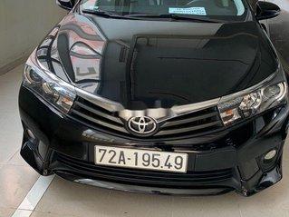 Bán gấp chiếc Toyota Corolla Altis sản xuất năm 2016