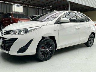 Bán ô tô Toyota Vios sản xuất 2019, màu trắng số sàn