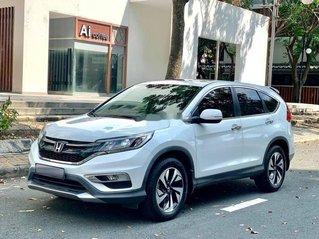 Cần bán gấp Honda CR V sản xuất 2017, màu trắng chính chủ