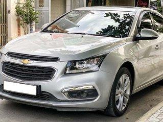 Bán Chevrolet Cruze đời 2018, màu bạc còn mới