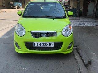 Cần bán gấp Kia Morning đời 2011, màu xanh lục, nhập khẩu