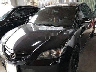 Bán Mazda 3 sản xuất năm 2009, màu đen, xe nhập, 285 triệu