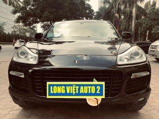 Cần bán lại xe Porsche Cayenne đời 2009, màu đen, xe nhập chính chủ, giá tốt