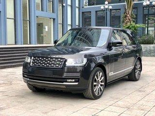 Cần bán LandRover Range Rover Autobiography LWB 5.0 năm sản xuất 2015, màu đen