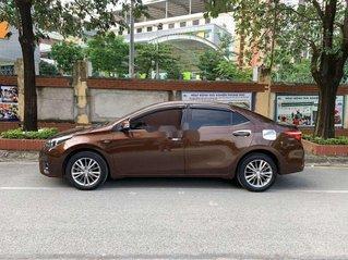 Bán Toyota Corolla Altis đời 2016, màu nâu còn mới giá cạnh tranh