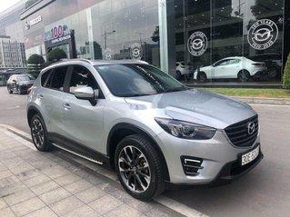 Cần bán gấp Mazda CX 5 sản xuất năm 2017, màu bạc, 725tr