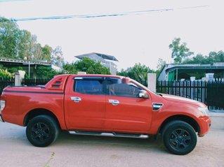 Xe Ford Ranger năm sản xuất 2014, màu đỏ, nhập khẩu còn mới