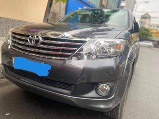 Bán ô tô Toyota Fortuner đời 2013, màu xám, xe nhập, giá chỉ 575 triệu