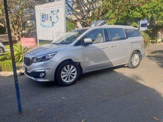 Cần bán lại xe Kia Sedona đời 2015, màu bạc, nhập khẩu nguyên chiếc còn mới, giá 715tr