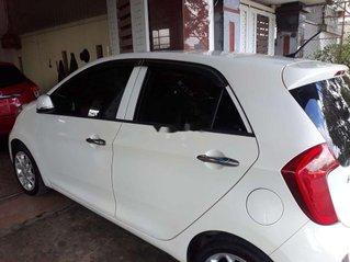 Bán xe Kia Morning 2012, màu trắng chính chủ