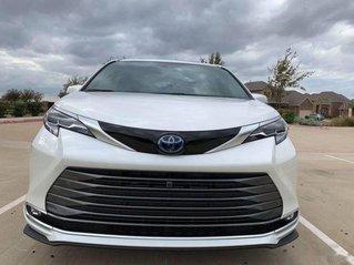 Bán xe Toyota Sienna Platinum 2.5L Hybrid đời 2021