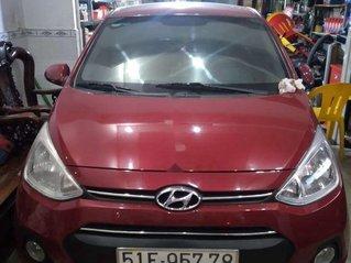 Bán xe Hyundai Grand i10 đời 2016, màu đỏ, nhập khẩu nguyên chiếc chính chủ, 250 triệu
