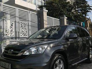 Cần bán xe honda CRV, đăng kí 2011, màu xám, 440 triệu