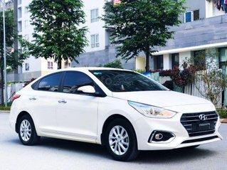 Cần bán Hyundai Accent SX 2019 màu trắng Ngọc