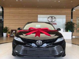 Giá xe Toyota Camry 2.5Q 2020 xả hàng nhiều khuyến mại, hỗ trợ trả góp