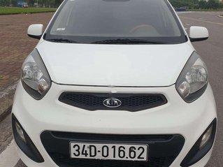Cần bán xe Kia Morning đời 2012, màu trắng, nhập khẩu