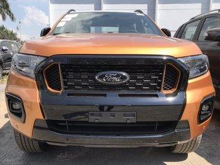 [Ford Ranger Wildtrak 4x4, AT - Giá niêm yết 925tr. Giảm ngay 75tr, tặng nắp thùng, bảo hiểm