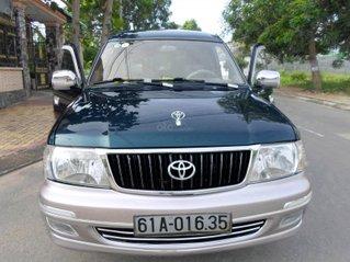 Toyota Zace - cao cấp GL- mới như xe hãng-không có chiếc thứ 2, xe zin 100% 12/2003