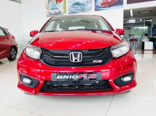 Cuối năm Honda Brio giảm cực mạnh, nhận ngay tiền mặt