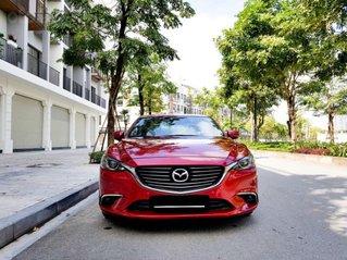 Cần bán Mazda 6 2.5 Premium SX 2018, màu đỏ