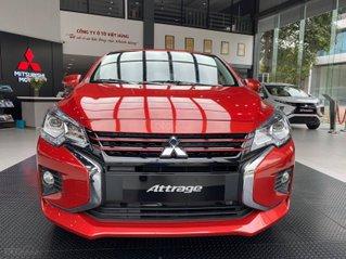 [Hot] bán Mitsubishi Attrage giá tốt nhất miền Bắc, tặng 50% thuế trước bạ + bộ phụ kiện chính hãng