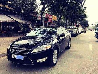 Cần bán xe Ford Mondeo sản xuất năm 2010, màu đen còn mới, giá chỉ 315 triệu