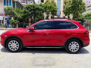 Cần bán Porsche Cayenne năm 2013, màu đỏ, xe nhập còn mới