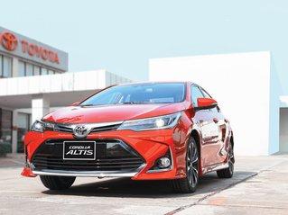 Toyota Altis 2020 - Giảm giá sâu kèm nhiều PK chính hãng, tặng 2 năm bảo hiểm - giao xe ngay
