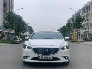 Bán Mazda 6 2.0 Premium sản xuất 2017, màu trắng tinh khôi