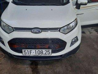 Cần bán xe Ford EcoSport đời 2015, màu trắng, nhập khẩu số tự động