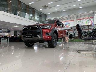 Toyota Hilux 2020 giao ngay, khuyến mại lớn bao giá tốt nhất thị trường, hỗ trợ trả góp lên tới 90%