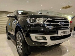 Ford Everest 4WD 2020, màu đen, giao xe ngay