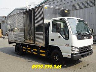 Xe tải ISUZU QKR77FE4 - QKR230 thùng mui bạt -kín - bảo ôn - xe mới chính hãng 2020 - góp 100 triêu - xe sẵn - giao ngay