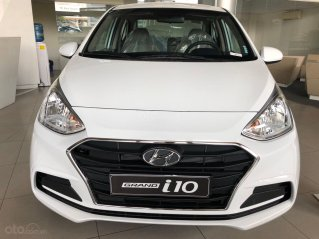 Hyundai Grand I10 1.2 Sedan, giảm 50% thuế trước bạ, quà tặng hấp dẫn
