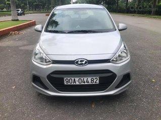 Bán Hyundai Grand i10 SX 2016 nhập khẩu, màu bạc