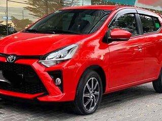 Bán Toyota Wigo sản xuất năm 2020, màu đỏ, nhập khẩu còn mới