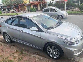 Bán Hyundai Accent sản xuất 2013, màu bạc, nhập khẩu còn mới