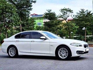 Bán BMW 5 Series năm 2014, màu trắng, nhập khẩu còn mới