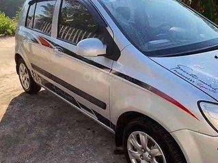 Cần bán lại xe Hyundai Getz năm 2009, màu bạc, xe nhập còn mới, giá chỉ 140 triệu