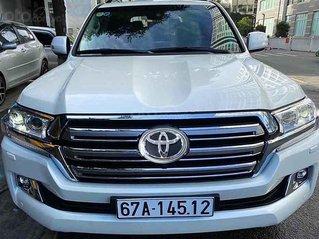 Bán xe Toyota Land Cruiser sản xuất 2020, màu trắng, nhập khẩu còn mới