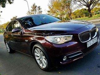 Bán BMW 5 Series năm sản xuất 2016, màu đỏ, nhập khẩu nguyên chiếc còn mới
