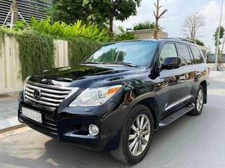 Bán xe Lexus LX năm sản xuất 2011, màu đen, nhập khẩu còn mới, giá tốt