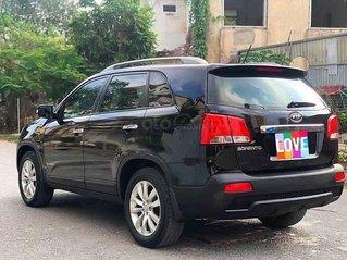 Bán Kia Sorento năm 2012, màu đen còn mới, giá chỉ 495 triệu
