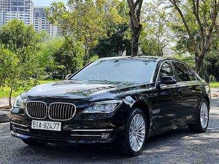 Bán ô tô BMW 7 Series năm sản xuất 2015, màu đen, nhập khẩu còn mới