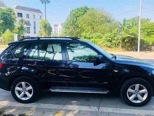 Cần bán gấp BMW X5 năm sản xuất 2008, màu xanh lam, nhập khẩu nguyên chiếc còn mới