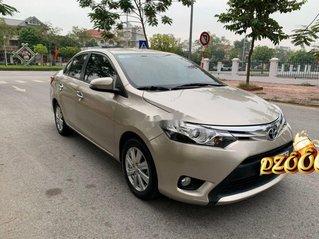 Bán Toyota Vios sản xuất năm 2017 chính chủ