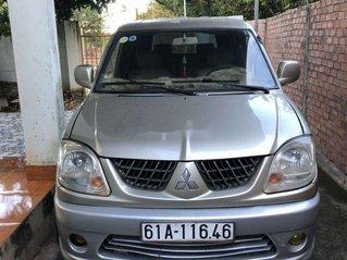 Cần bán xe Mitsubishi Jolie 2007, màu bạc