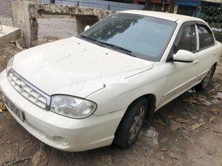 Bán ô tô Kia Spectra đời 2005, màu trắng, xe nhập còn mới