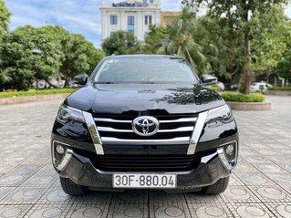 Bán xe Toyota Fortuner năm sản xuất 2019, màu đen, nhập khẩu còn mới