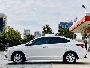 Cần bán lại xe Hyundai Accent đời 2019, màu trắng chính chủ